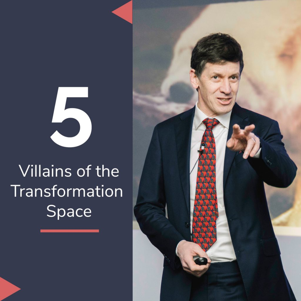 5 villains of the transformation space header
